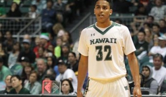 Hawaii's Aaron Valdes Announces He'll Go Pro
