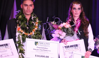 Hawaii Shows London Who's Hot at Top Model Event