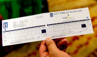 Hawaii-59; Justin Thomas Scorches Sony Open Course