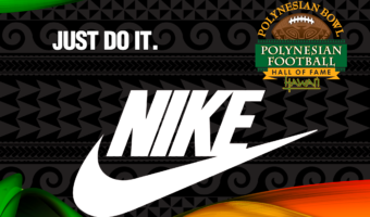POLYNESIAN BOWL AND NIKE  ANNOUNCE MULTI-YEAR PARTNERSHIP