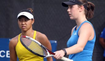 TOBITA & FARROW WIN DEBUT DOUBLES VICTORY